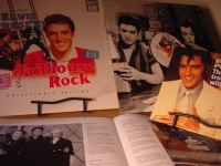"""""""Elvis Presley, Jailhouse Rock (Includes 7"""" Bonus E.P Trouble With Girls"""" and 8 Page Boo)"""" - Product Image"""