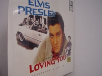 """""""Elvis Presley, Loving You (Includes 7"""" Bonus E.P. from """"Wild In The Country""""- Last Copy)"""" - Product Image"""