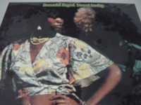 """Donald Byrd, Street Lady"" - Product Image"