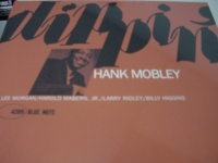 """Hank Mobley, Dippin' "" - Product Image"