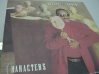 """""""Stevie Wonder, Characters"""" - Product Image"""