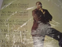 """Wes Montgomery, So Much Guitar"" - Product Image"