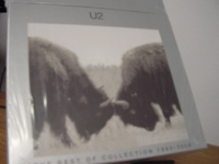 """U2, Best Of 1990 - 2000 Box Set (Limited to 750 pieces) 15 LPs, Double CD Set - Photo Booklet - CURRENTLY SOLD OUT"" - Product Image"