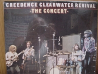"""Creedence Clearwater Revival, The Concert (Greatest Hits)"" - Product Image"