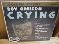 """Roy Orbison, Crying (stereo) - 200 Gram"" - Product Image"
