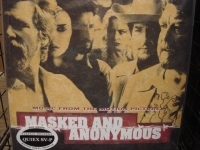 """""""Bob Dylan, Jerry Garcia, Los Lobos & more, Masked And Anonymous Soundtrack - 200 Gram"""" - Product Image"""