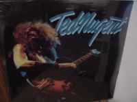 """""""Ted Nugent, S/T"""" - Product Image"""