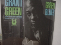 """""""Grant Green, Green Blues"""" - Product Image"""