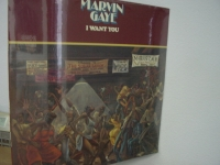 """""""Marvin Gaye, I Want You"""" - Product Image"""