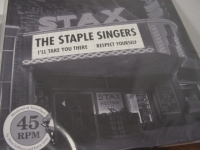 """The Staple Singers, 12"" Single - 180 Gram - 45 Speed - NUMBER 138"" - Product Image"