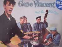 """Gene Vincent, Gene Vincent And The Blue Caps"" - Product Image"
