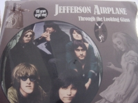 """""""Jefferson Airplane, Through The Looking Glass (2 LPs)"""" - Product Image"""