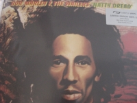 """Bob Marley & The Wailers, Natty Dread (Silver Sticker Edition)"" - Product Image"