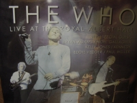 """The Who, Live At The Royal Albert Hall (4 LPs)"" - Product Image"
