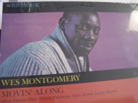 """Wes Montgomery, Movin' Along"" - Product Image"
