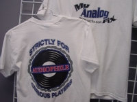 """""""My Anolog Fix T-Shirt"""" - Product Image"""