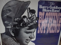 """Barry Goldberg Blues Band, Blowing My Mind"" - Product Image"