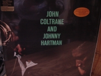 """John Coltrane and Johnny Hartman, ST"" - Product Image"
