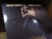 """""""Isaac Hayes, Truck Turner Soundtrack (2 LPs)"""" - Product Image"""