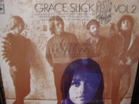 """""""Grace Slick & The Great Society, How It Was (Vol. 2)"""" - Product Image"""