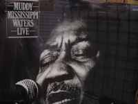 """""""Muddy Waters,  Muddy Mississippi Waters Live"""" - Product Image"""