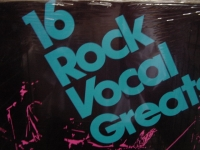 """16 Rock Vocal Greats, Yardbirds, Clapton, Rod Stewart & more"" - Product Image"