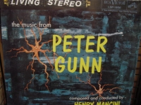 """Henry Mancini, The Music From Peter Gunn"" - Product Image"