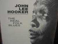 """John Lee Hooker, Real Folk Blues - 180 Gram - CURRENT SOLD OUT"" - Product Image"