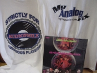 """Iron Butterfly, In-A-Gadda-Da-Vida LP & Tee"" - Product Image"