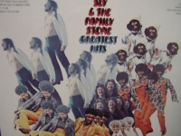 """Sly & The Family Stone, Greatest Hits"" - Product Image"