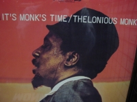 """Thelonious Monk, It's Monk's Time"" - Product Image"