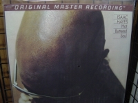 """Isaac Hayes, Hot Buttered Soul - Factory Sealed MFSL 200 Gram Half Speed"" - Product Image"
