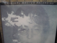 """John Lennon, Imagine - Factory Sealed MFSL 180 Gram LP"" - Product Image"