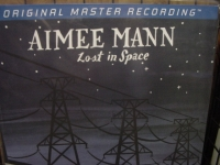 """Aimee Mann, Lost In Space - CURRENTLY SOLD OUT"" - Product Image"