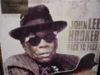 """""""John Lee Hooker, Face To Face  - Double LP with bonus  (limited stock)"""" - Product Image"""