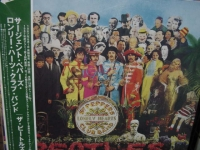 """The Beatles, Sgt. Pepper's Lonely Hearts Club Band OBI LP"" - Product Image"