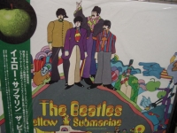 """The Beatles, Yellow Submarine - OBI Original Movie Soundtrack"" - Product Image"