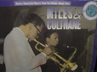 """Miles Davis & John Coltrane, Miles & Coltrane JAZZ MASTERPIECES CJ 44052 SEALED LP"" - Product Image"