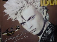 """""""Billy Idol, Whiplash Smile (To Be Lover)"""" - Product Image"""