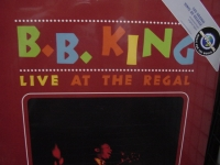 """""""B.B. King, Live At The Regal"""" - Product Image"""