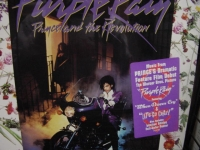 """Prince and the Revolution, Purple Rain"" - Product Image"