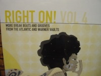 """""""Various Artists, Right On Volume 4"""" - Product Image"""