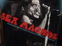 """James Brown, Sex Machine (2 LPs)"" - Product Image"