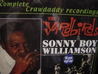 """The Yardbirds, Sonny Boy Williamson (2 LPs)"" - Product Image"