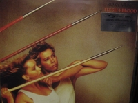 """""""Roxy Music, Flesh and Blood - Simply Vinyl Limited Edition 180 Gram"""" - Product Image"""
