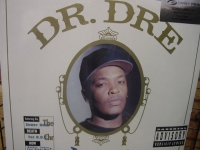 """Dr. Dre, The Chronic Double LP - 160 Gram Vinyl - Last Copy"" - Product Image"
