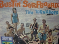 """The Tornadoes, Bustin' Surfboards"" - Product Image"