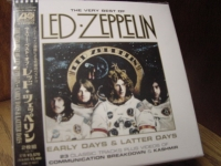 """Led Zeppelin, Early Days & Latter Days (2 CDs)"" - Product Image"