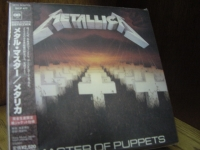 """Metallica, Master Of Puppets"" - Product Image"