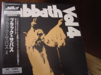 """Black Sabbath, Vol.4 -CURRENTLY OUT OF STOCK"" - Product Image"